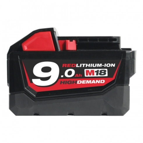 Milwaukee M18B9 18V 9.0Ah Lithium-Ion Battery (Body Only)
