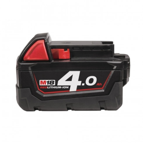 Milwaukee M18B4 18V 4.0Ah Lithium-Ion Battery (Body Only)