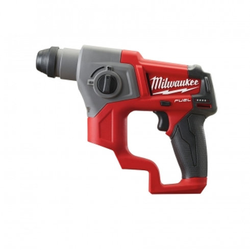 Milwaukee M12CH-0 12V Fuel Compact Brushless SDS Hammer Drill (Body Only)