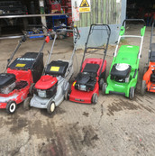 Wide range of Mowers