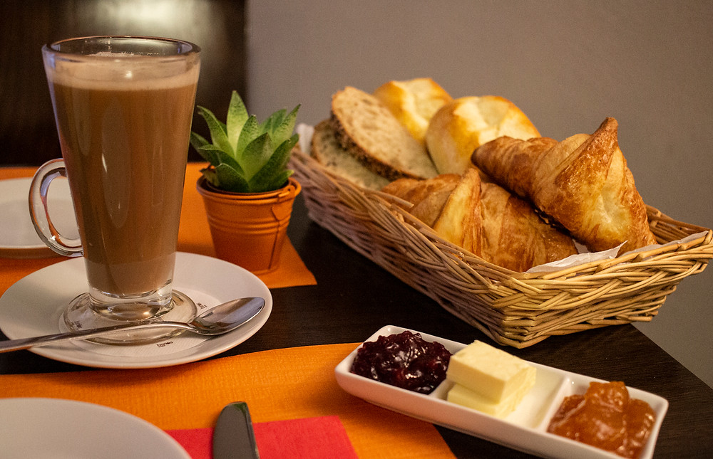 Frühstück, Bäckerei Züger Murten