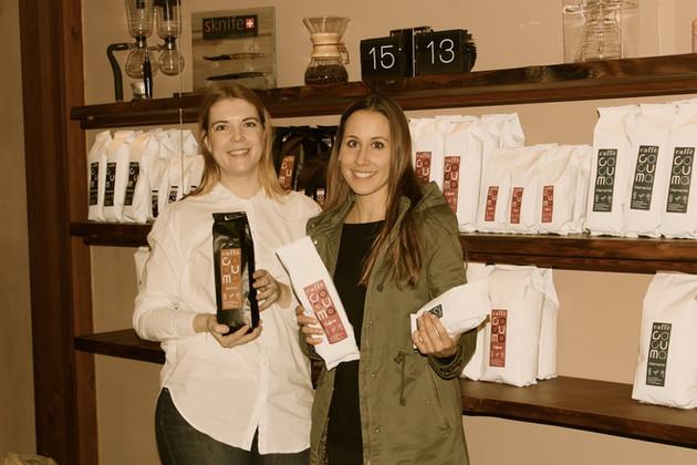 Kaffee mit Holz – zu Besuch bei der Bieler Rösterei Caffè Cocuma