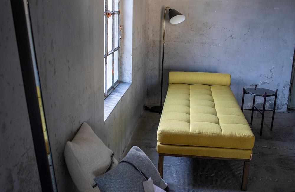 Möbel von Stahlblau