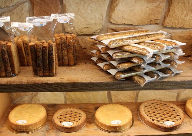 Brunch im Brioche – Bäckerei La Brioche, Orvin