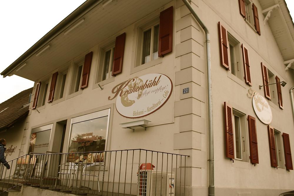 Bäckerei Konditorei Krähenbühl