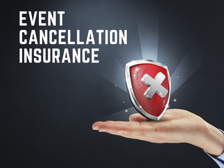 Event Cancellation Insurance and COVID-19