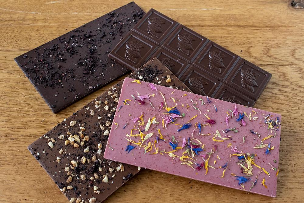 Feinste Schokolade von Gebrüder Grimm