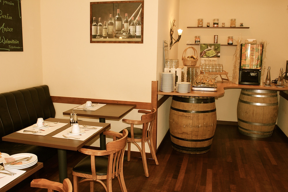 Restaurant Barrique, Biel