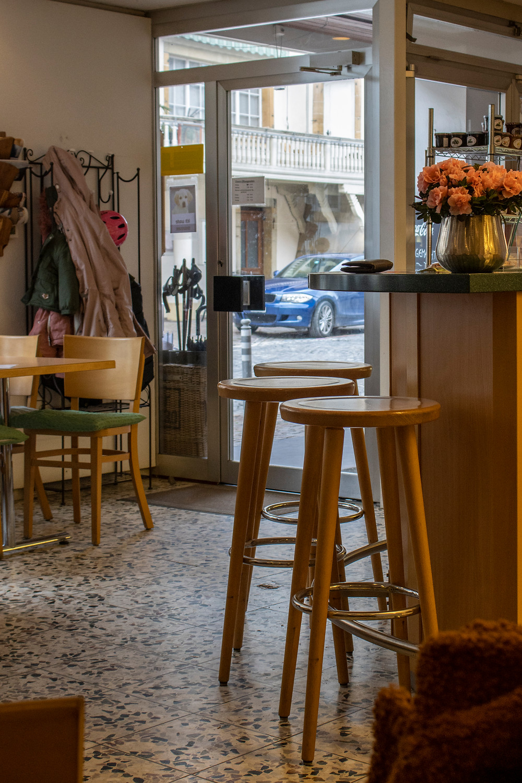 Café Konditorei Mona, Erlach
