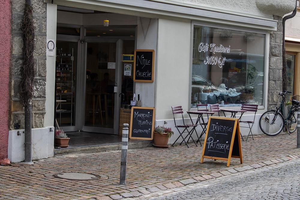 Erlach Café Konditorei Mona