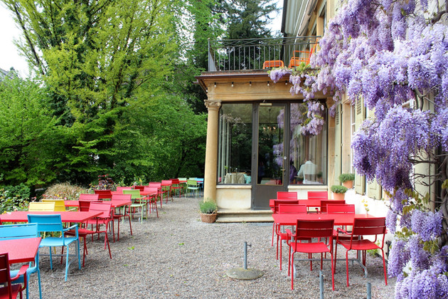 Formitabler Sonntagsbrunch – Villa Lindenegg, Biel
