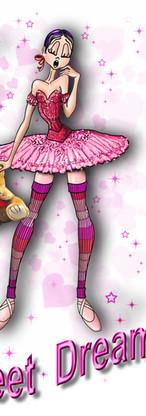 bella rica  com sono rosa