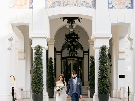 Our Wedding in Spain