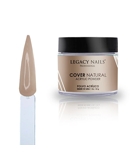 Polvo Acrílico Cover Natural Legacy Nails 30gr