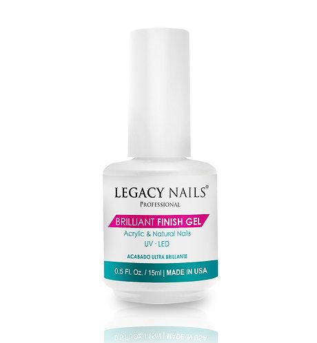 Brilliant Finish Gel Legacy Nails 15ml