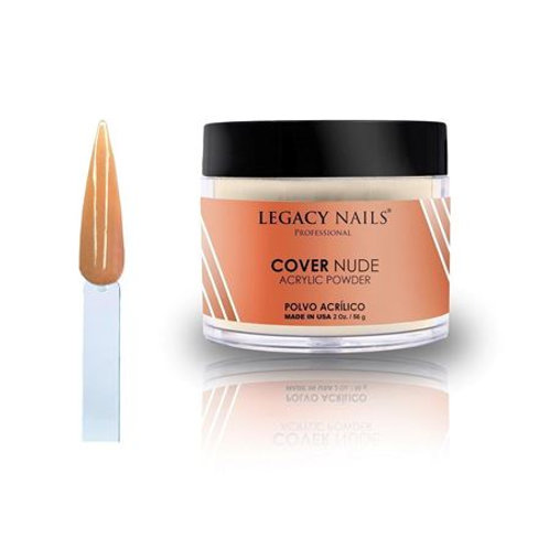 Polvo Acrilico Legacy Nails Cover Nude 56 gr