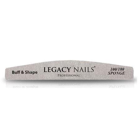 Lima Legacy Nails Sponge Buff & Shape 100/180