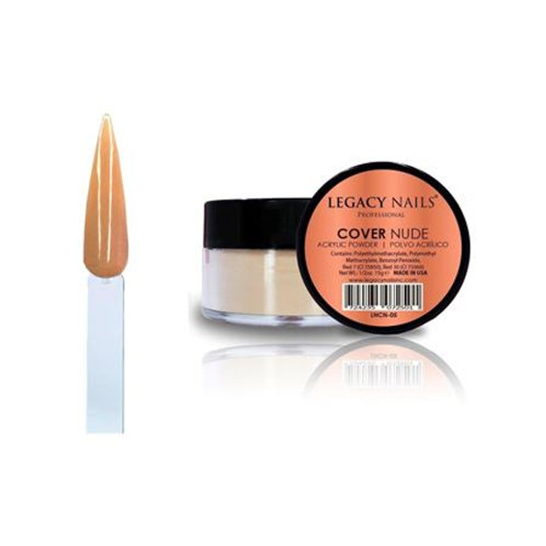 Polvo Acrilico Legacy Nails Cover Nude 15 gr
