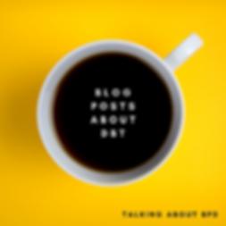 Pink & White Modern Coffee Theme Instagr