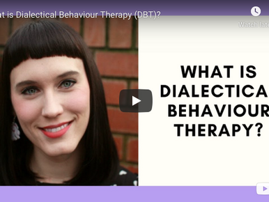 What Is Dialectical Behaviour Therapy (DBT)?