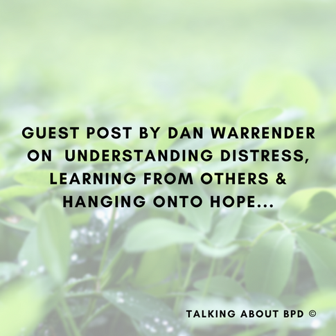 All Behaviour Is Meaningful: Q&A with Dan Warrender