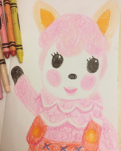 I refuse to grow up thanks to crayola (a