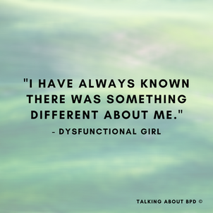 'Our Emotions Are Heightened': Guest Post By Dysfunctional Girl
