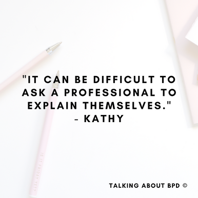 'It can be difficult to ask a professional to explain themselves': Q&A With Kathy Lisborg