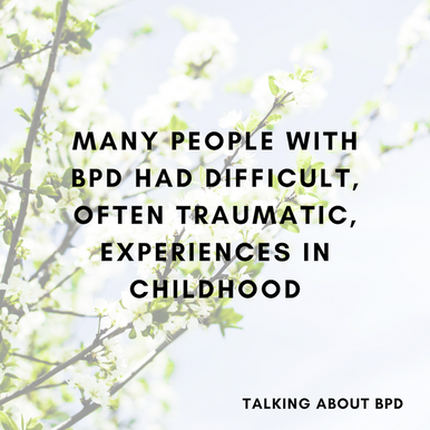 BPD & the abandoned child schema