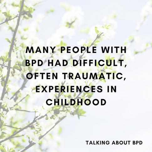 BPD & the abandoned child schema