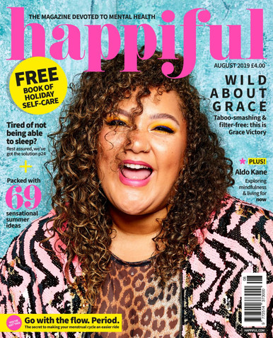 My Interview in Happiful Magazine!
