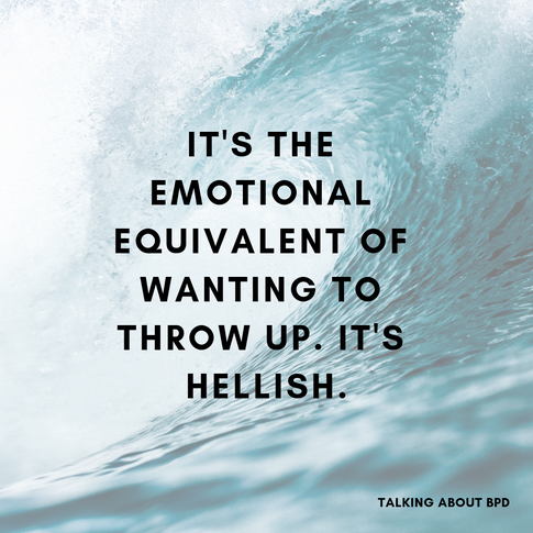'Riding the wave' of painful emotions