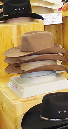 Bailey Felt Hats - Winnipeg