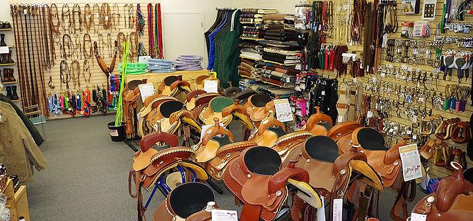 Tack and Horse Supplies - Winnipeg