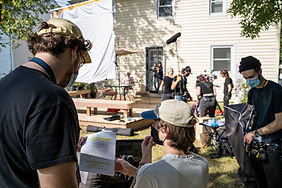 10. Looking Over the Set.JPG