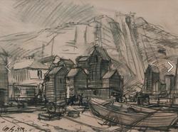 Hastings Fishing Huts