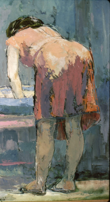 Figure Washing, Gyula Sajo