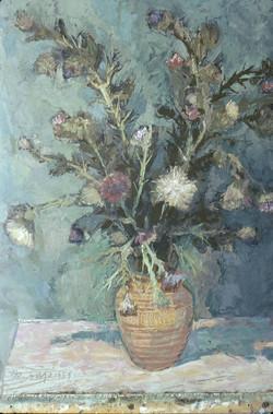 Thistle, Gyula Sajo