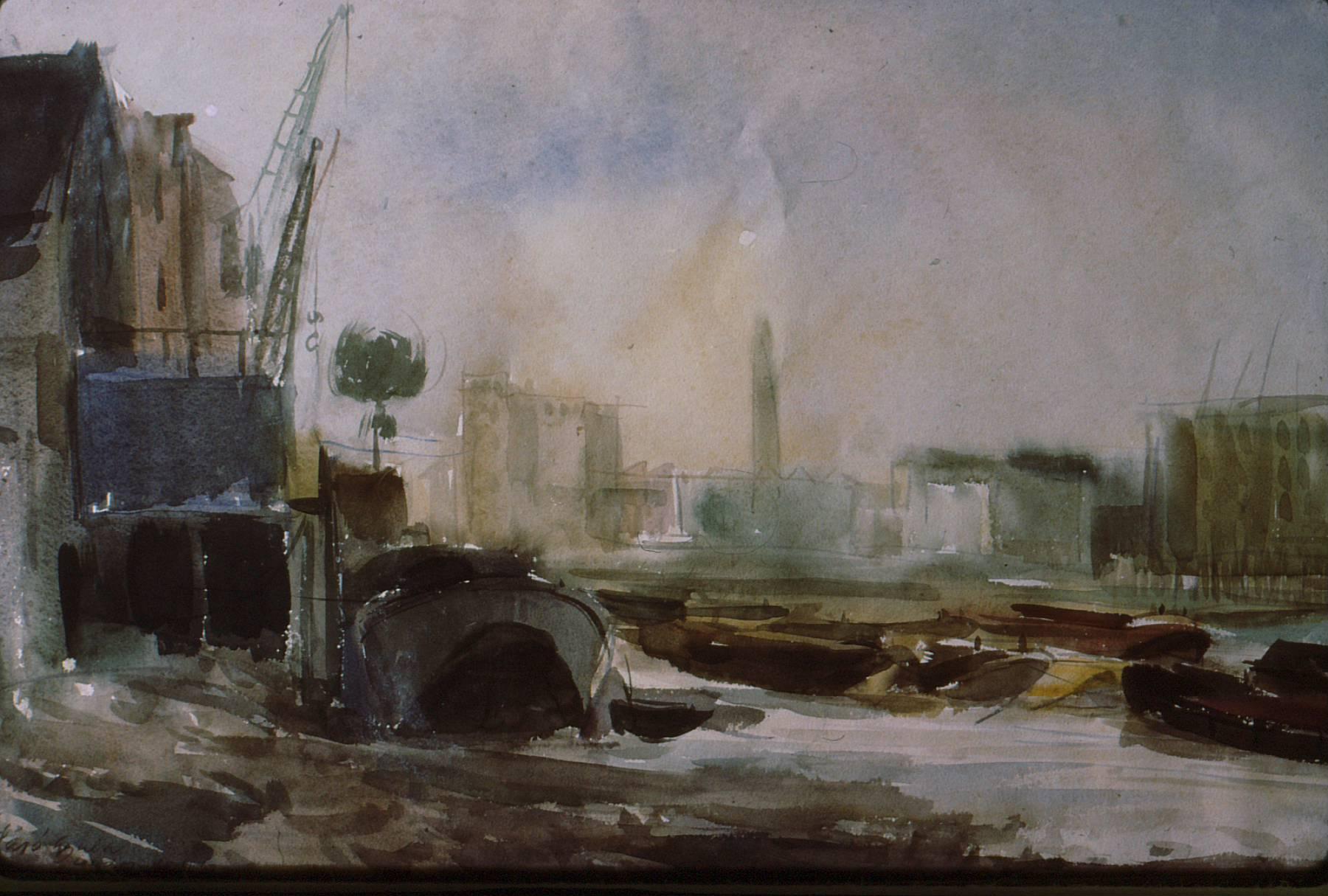 London Dockland