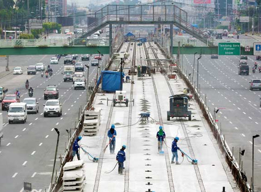 Infrastructure push to aid recovery