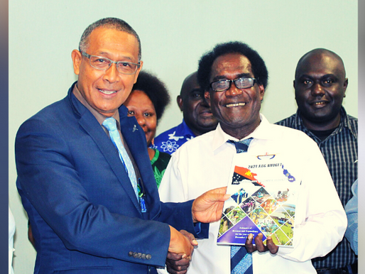 Treasurer Impressed with Autonomous Bougainville Government budget