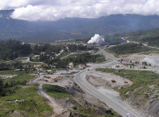 The Porgera mine in PNG: some background