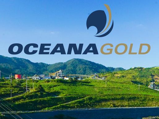 OceanaGold and Govt Finalising FTAA Renewal