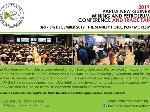 Mining Petroleum Conference kicks off