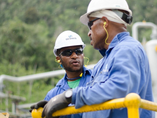 Oil Search Boosts Performance