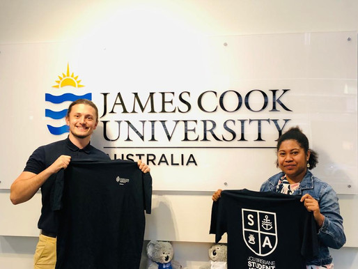 James Cook University Brisbane Alumna Continues Legacy Through Community Based Rugby League Team