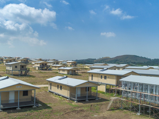 Anitua Housing Development 'Back on Track' for PNG Families