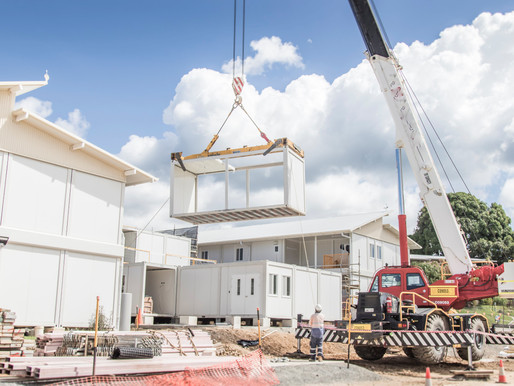 Excellence in Rapid Modular Builds: The 'Perfect Flat Pack'