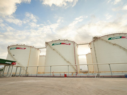 Puma Energy Predicting Rise in Fuel Prices
