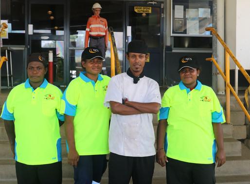 Chef Mena crowned island chef 2020 Lihir island